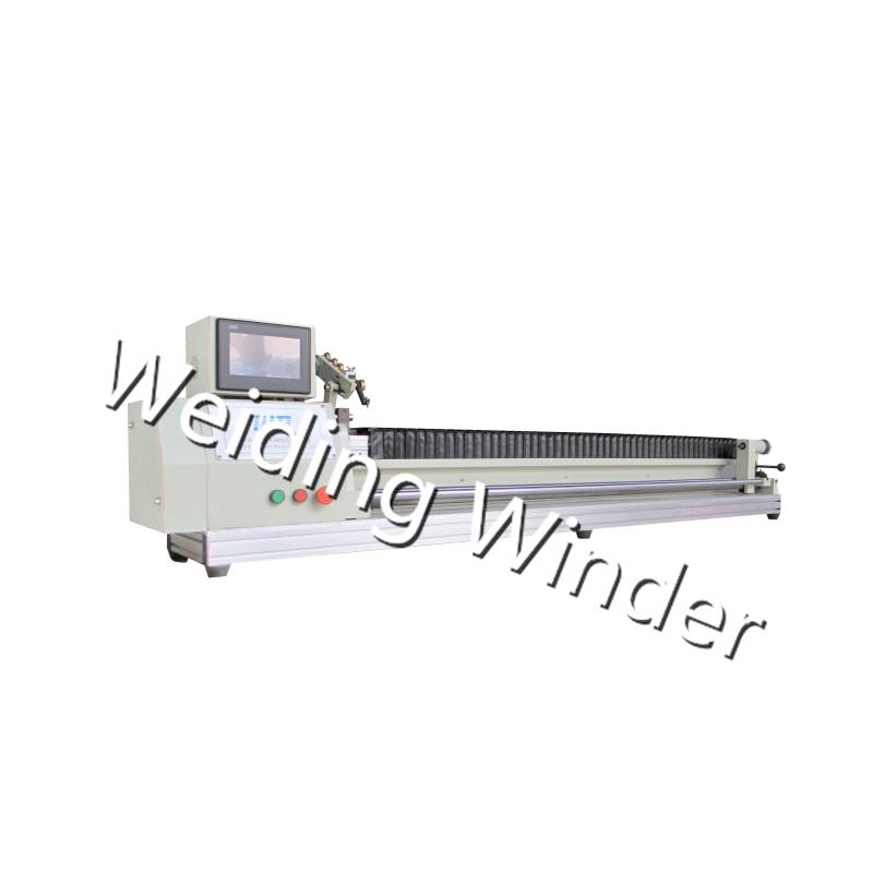 500/1000/1500mmcoil heating wire /spring/mica /filament winding machine