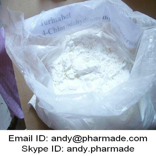 99% USP BP Turinabol Tbol 4-Chlorodehydromethyl Testosterone Powder Anabolic Steroids