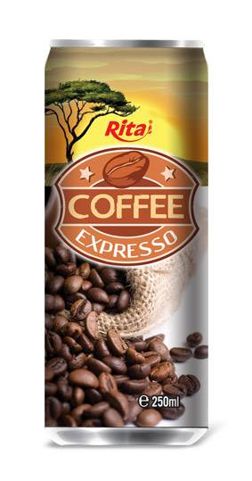 Expresso Coffee 250 Ml
