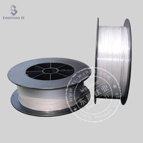 Baoji Eastsun Titanium specialize in titanium wire on spool