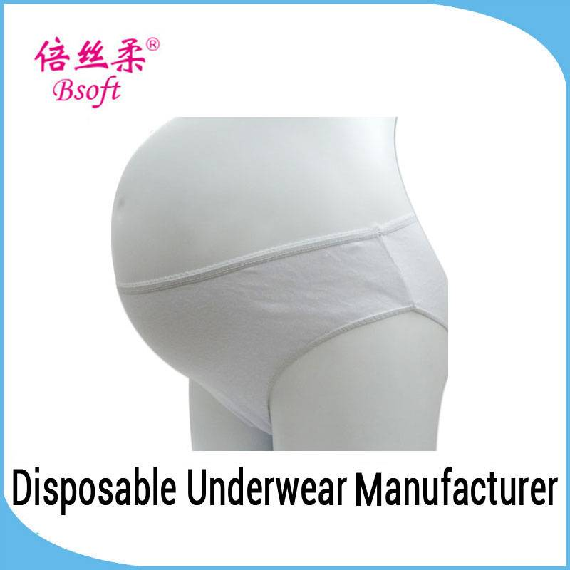 China Manufacturer underwear disposable products for maternity