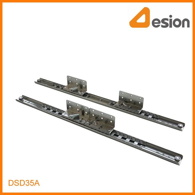 35mm Steel Dining Table Slides