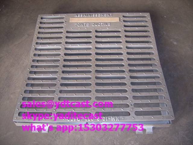 ductile iron gully grating for waste water