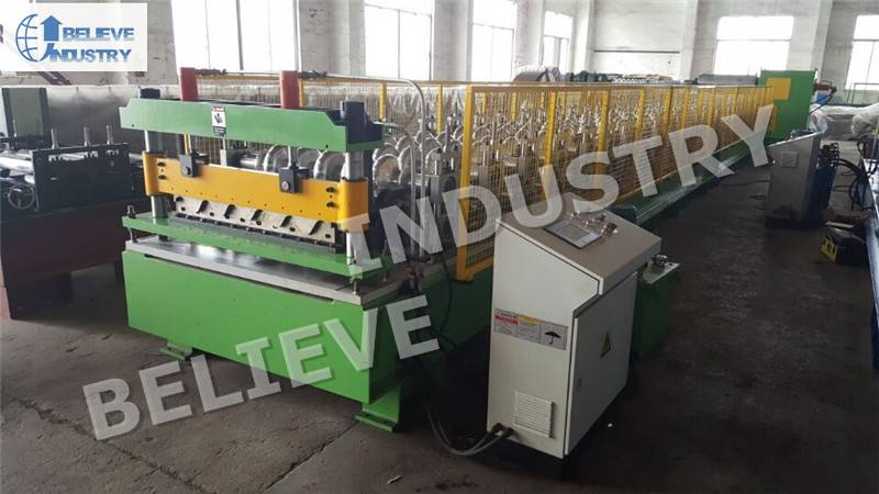 New Design Corrugated Roofing Sheets Roll Forming Machine
