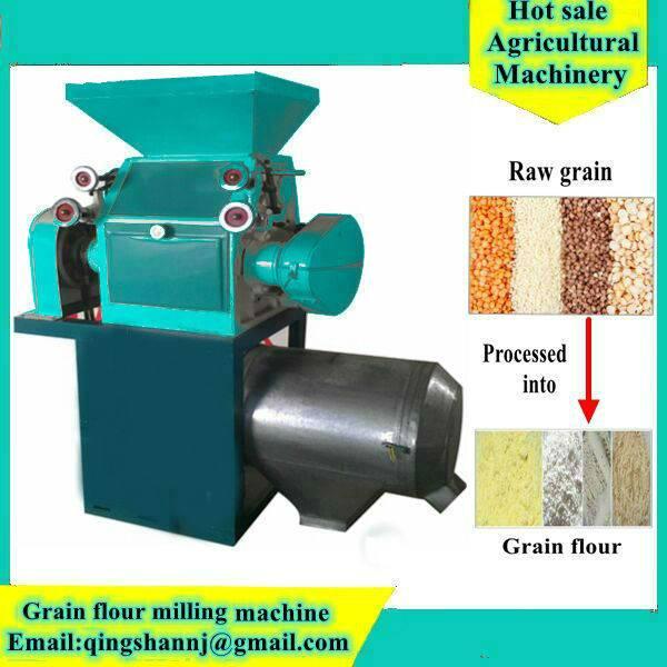 Flour Mill Machine, Grain Flour Mill