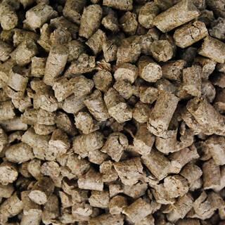 Peanut Shell Pellets