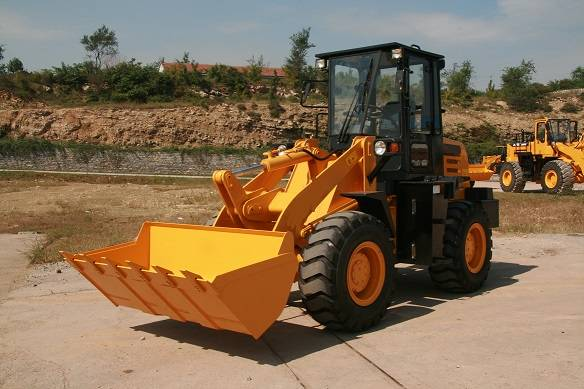 2016 new model 1.6Twheel loader (HT16F)