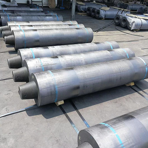 Carbon Electrodes For Arc Furnaces Hp Uhp High Quality Graphite Electrode
