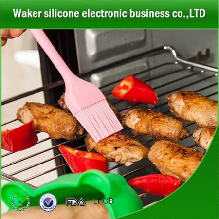 100% food grade silicone oil/sauce dispense brush