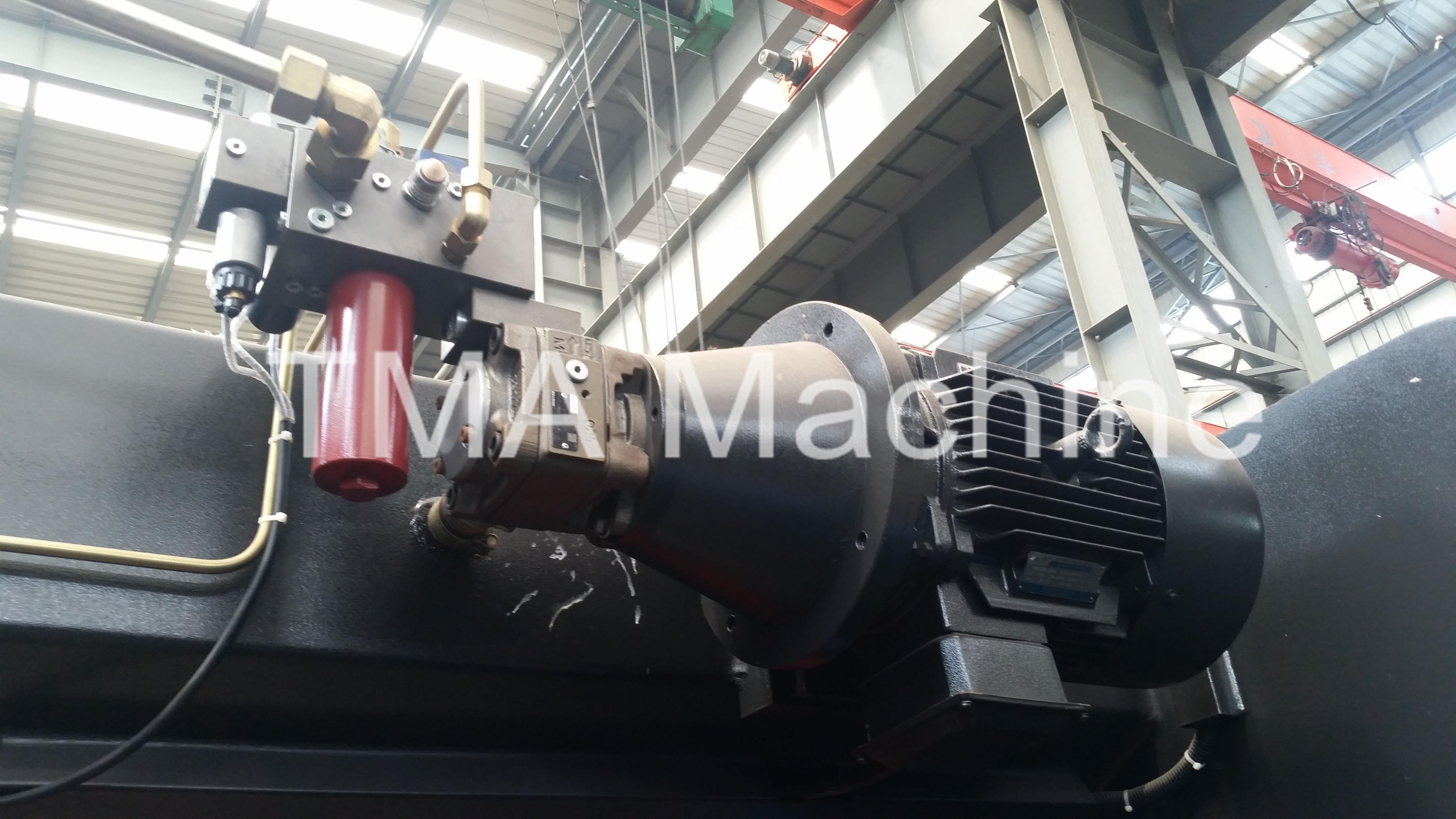 Hydraulic Press Brake (WC67Y)