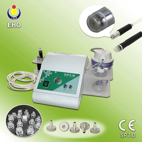MINI exported diamond and crystal tips microdermabrasion machine