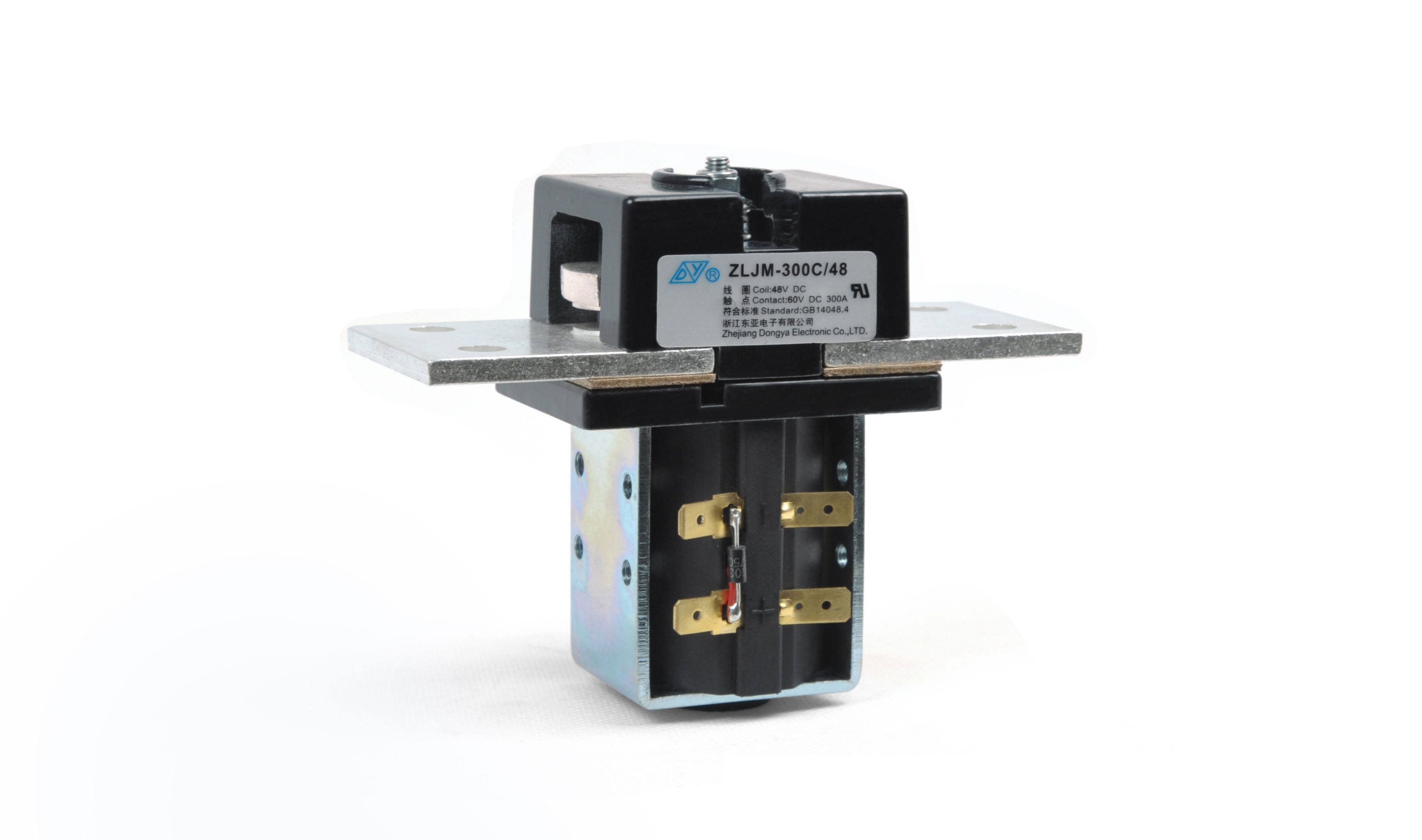 Magnetic Latching DC Contactor 300A