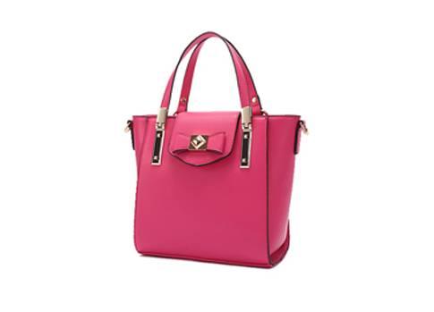 bowknot shoulder bag for Female handbag sweet lady bag