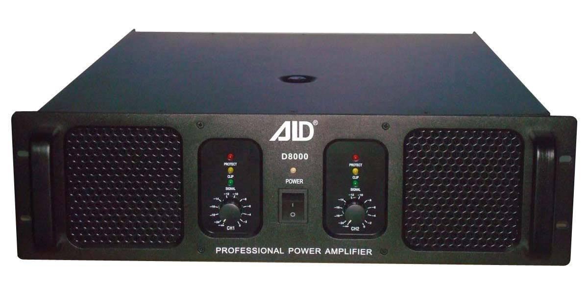 1600W amplifier