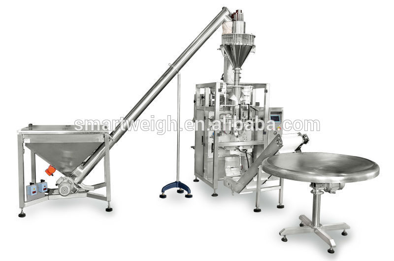 Combo Auger Filling Machine and Vertical Packing Machine