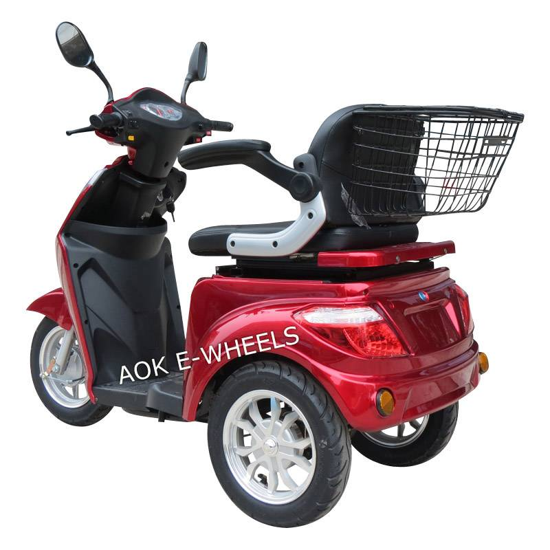 500W/700W Motor Electric Mobility Scooter with Deluxe Saddle (TC-022