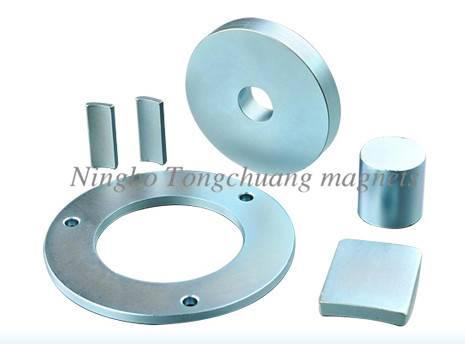 Strong Sintered NdFeB/Neodymium Magnet