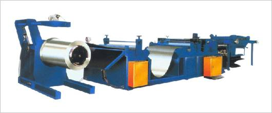 Simple steel coil Kaiping, slitting equipment