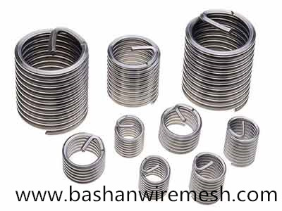 304 Stainless Steel Wholesale Chinese manufacturer fasteners standard wire thread insert