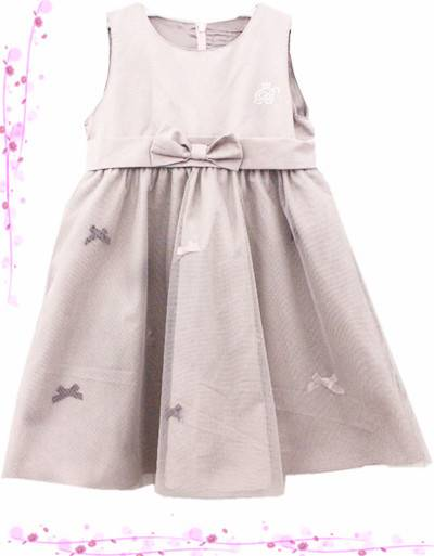 2016 fashion design girls' dress