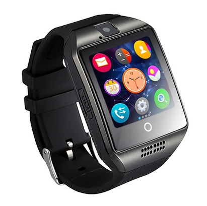 Wholesale bluetooth q18 smart watch with sim card