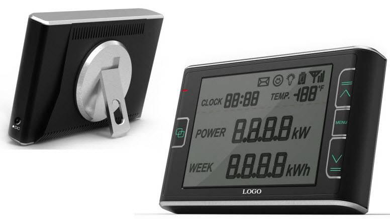 ZigBee Wireless in-home Display (IHD)