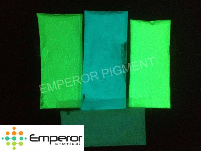 Luminescent Pigment Powder,glow in dark pigment,long glow time in the night