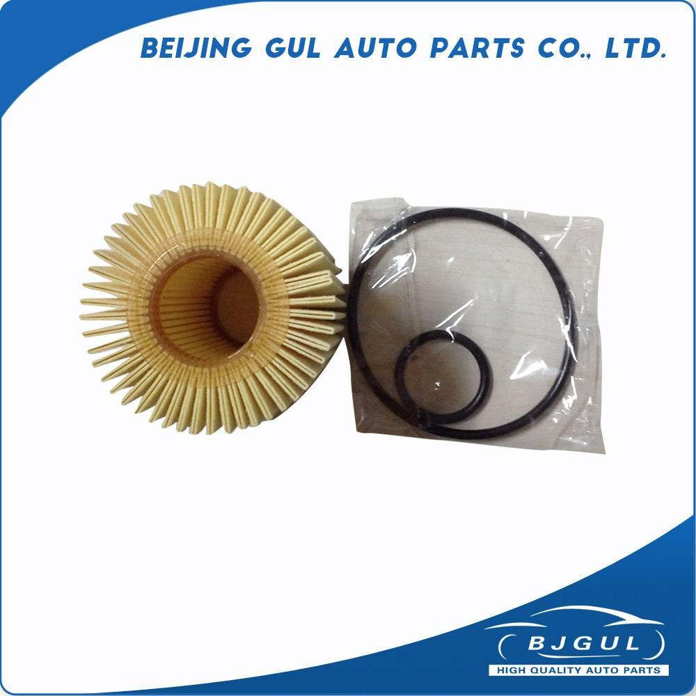 Hot sale oil filter for Toyota Corolla 4-1.8L 04152-37010