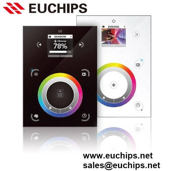 6VDC DMX512 touch panel controller DMX-P06