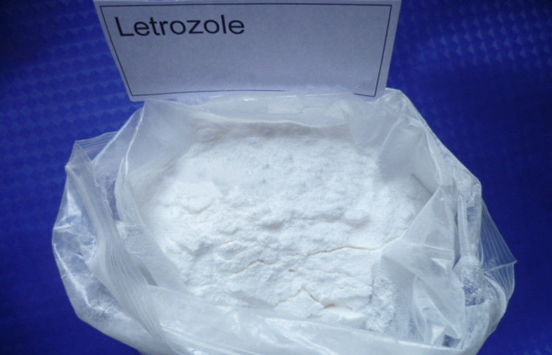 100% Pass Customs Letrozole/ Femara Powder Antiestrogen Anti Cancer Healthy