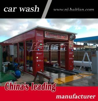 Car washer TX-380AF Automatic Tunnel Carwash Car wash machine