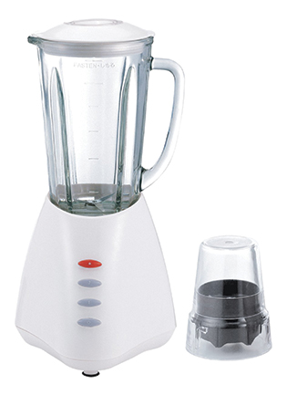 2 in 1 hot sale glass jar blender