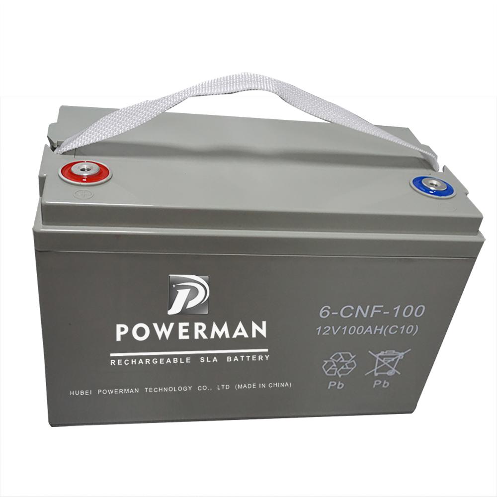 12V 100Ah Lead-acid UPS AGM GEL VRLA Storage Solar Battery