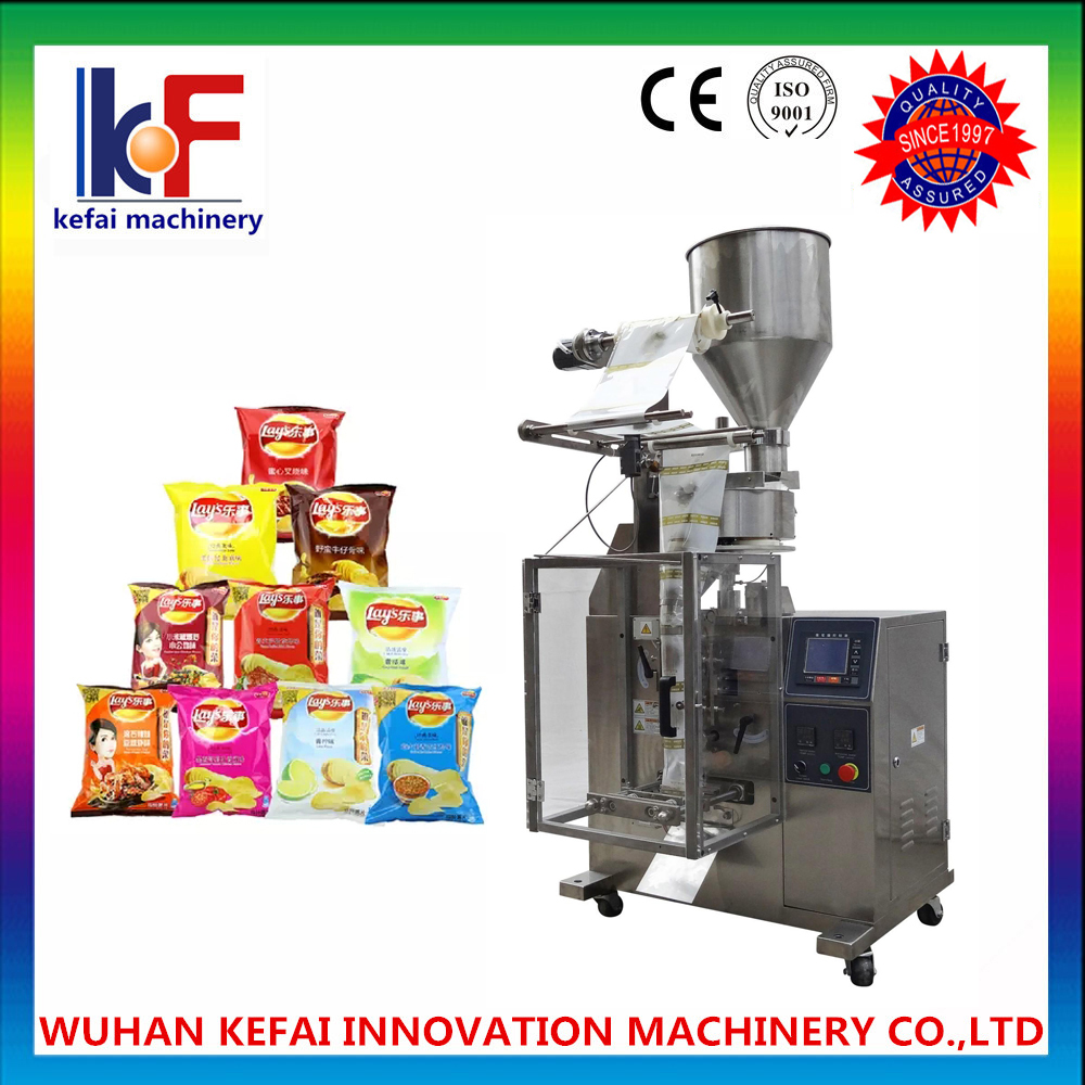 high speed granule sachet packing machine