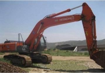 HItachi Excavator Used Digging Machine AZXIS350H Excavator