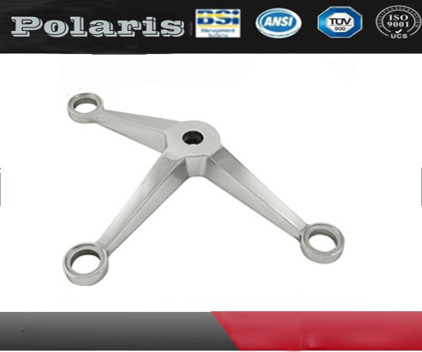 stainless steel spider accessories cast