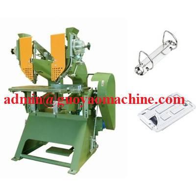 lever arch file machine -file twin riveting machine