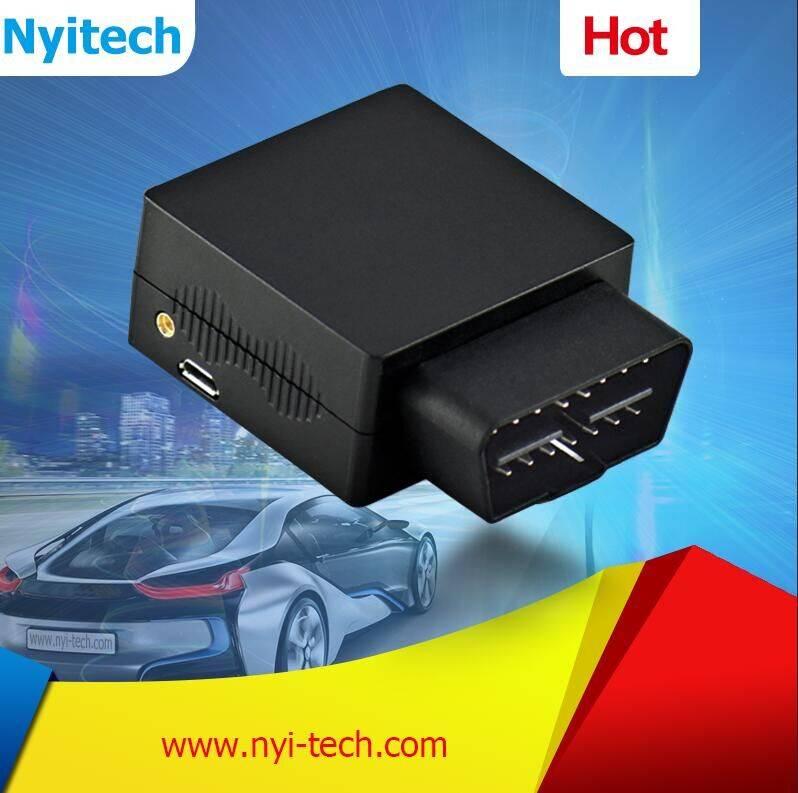 OBD GPS Tracker - Nyitech Co , Ltd