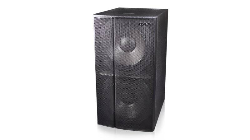 2×18 in best subwoofer speakers DF-218S