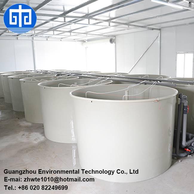 PP Aquaculture Tanks
