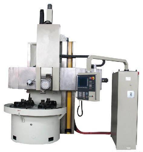 lathe machinery cnc machine changzhou machinery cnc single column vertical lathe CK5116