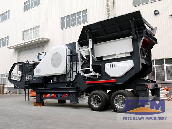 Mobile Stone Crusher Price/Crushing And Screening Equipment/Mobile crusher