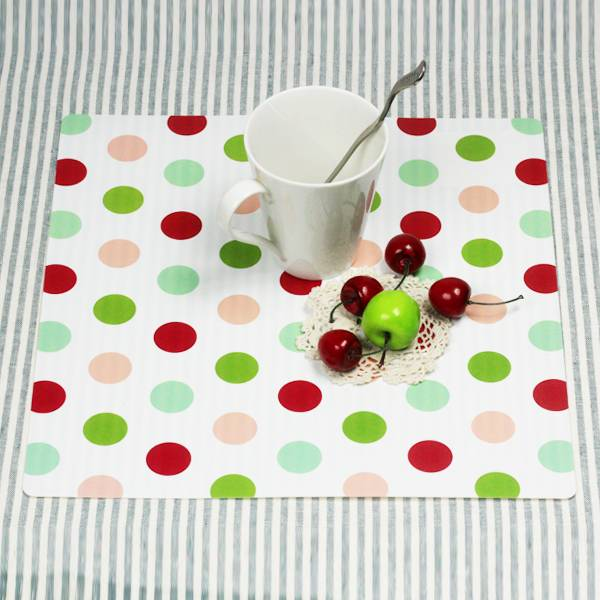 2014 new desgin pvc placemat,durable pp placemat widely use