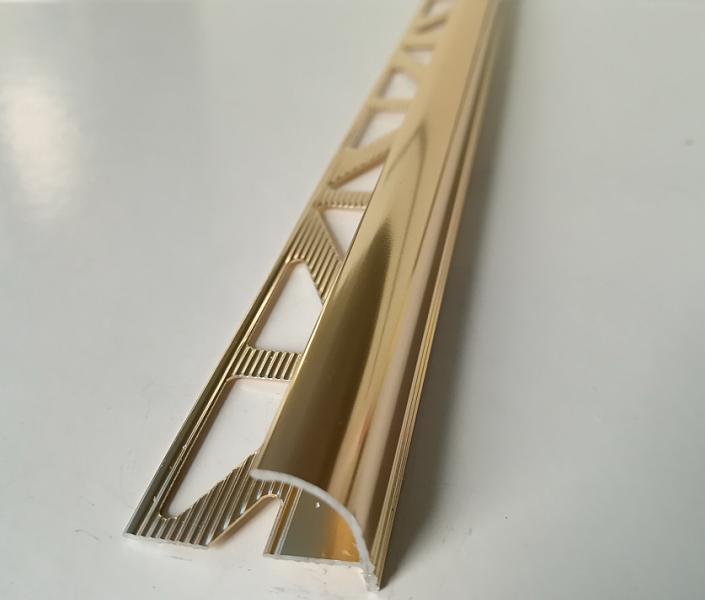 Aluminum tile accessory corner decoration edge protect trim