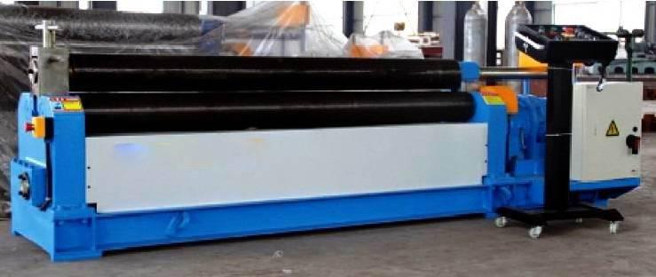 3-rollers mechanical bending machine