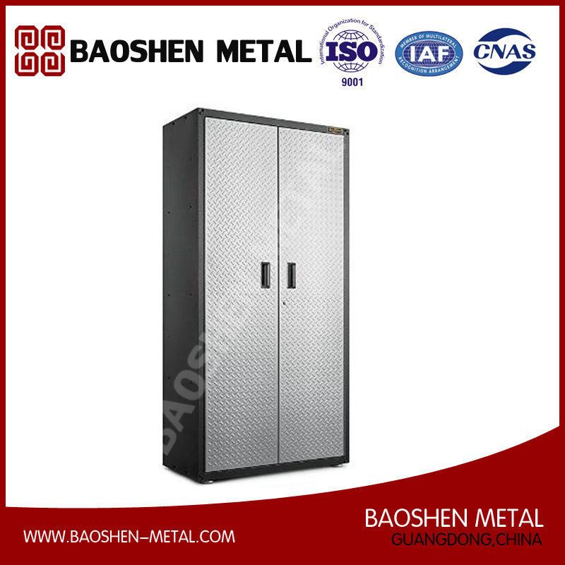 Sheet metal fabrication Large Gearbox Tall Cabinet