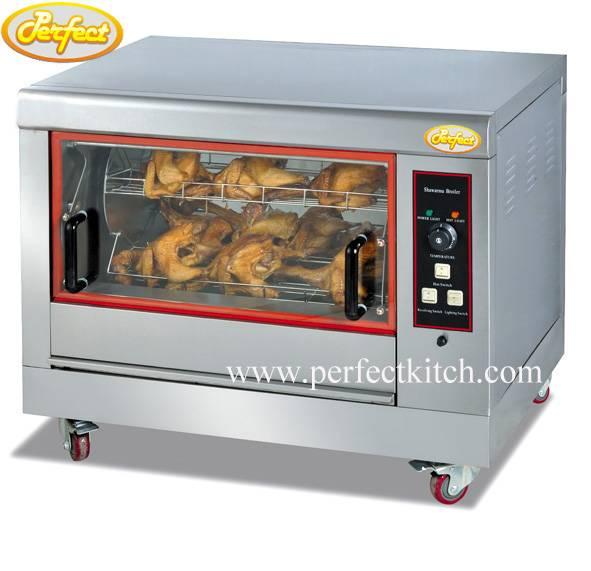 Electric Chicken Rotisseries