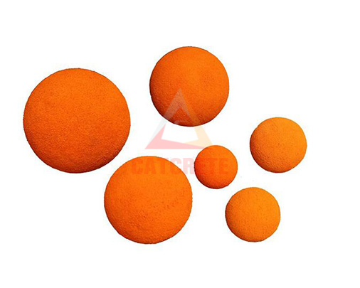 """Concrete Pump Parts 5"""" Hard Clean-out Sponge Ball for Schwing, Putzmeister,Zoomlion,SANY"""