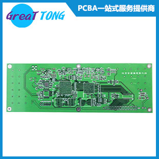Vehicular Communication System Circuit Board PCB Fabrication and Manufacturing