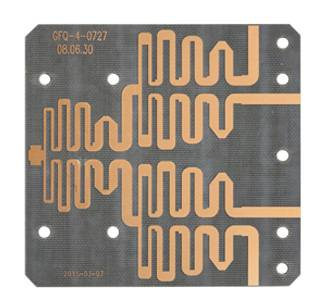 taconic high frequency pcb electronic circuit board manufacturer in shenzhen